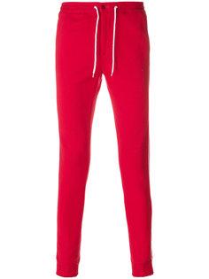 спортивные брюки с контрастными полосками Daniele Alessandrini