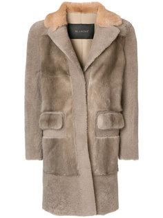 пальто слим Blancha
