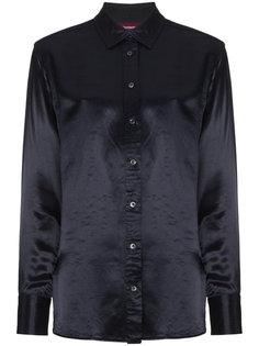 атласная рубашка Sander с карманом Sies Marjan