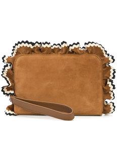 кошелек с оборками Loeffler Randall