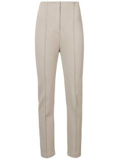 брюки с декоративной строчкой  Dvf Diane Von Furstenberg