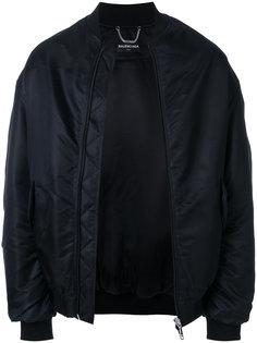 куртка-бомбер Bal Wobble Balenciaga
