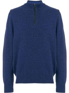 свитер с горловиной на молнии Paul & Shark