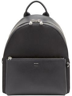 рюкзак с текстурными лямками Fendi