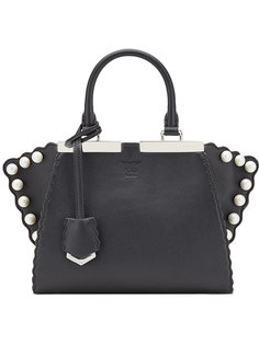 сумка-тоут 3Jours с украшением из жемчуга Fendi