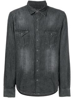 джинсовая рубашка Counting Philipp Plein