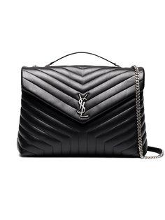 стеганая сумка на плечо LouLou Saint Laurent