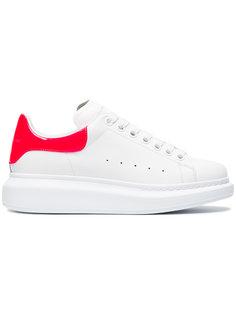 кроссовки в стиле оверсайз Alexander McQueen