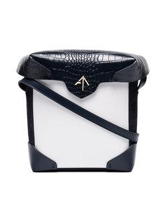 мини сумка через плечо Pristine Manu Atelier