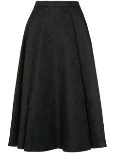 жаккардовая пышная юбка  Le Ciel Bleu