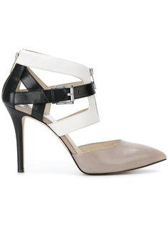 туфли-лодочки с молниями Anya Michael Michael Kors