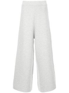 широкие укороченные брюки Cityshop