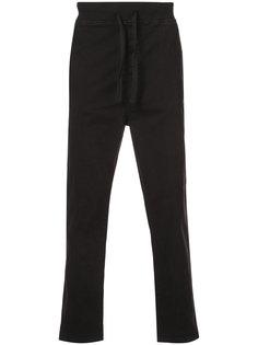 брюки с эластичным поясом Osklen