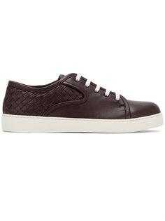 кроссовки на шнуровке Bottega Veneta