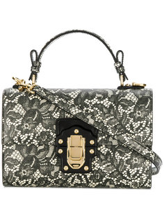 Lucia lace shoulder bag Dolce & Gabbana