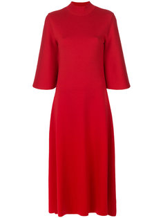 платье с расклешенными рукавами Pringle Of Scotland