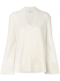 свитер в рубчик Pringle Of Scotland