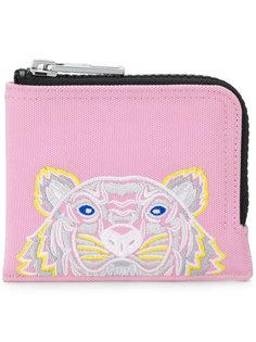 кошелек на молнии Tiger Kenzo