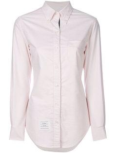 рубашка узкого кроя на пуговицах Thom Browne