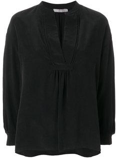 блузка свободного кроя Vince