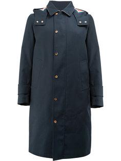 пальто с капюшоном Thom Browne