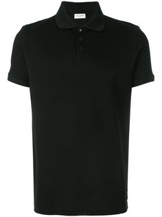 классическая футболка-поло Saint Laurent