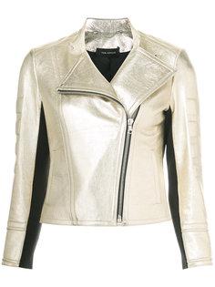 куртка металлик Yigal Azrouel