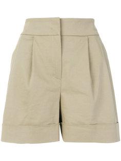 широкие шорты с завышенной талией  Alberta Ferretti
