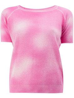 футболка с выцветшим эффектом Avant Toi