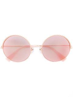 солнцезащитные очки с круглой оправой Marc Jacobs Eyewear
