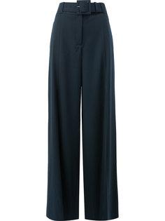 брюки с завышенной талией Oscar de la Renta