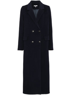 двубортное пальто Abbey Ganni