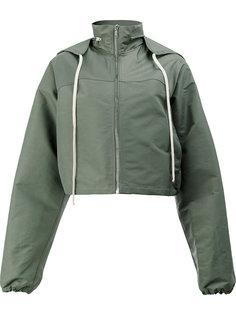 куртка-ветровка с капюшоном Rick Owens