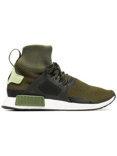 зимние кроссовки Green NMD XR1 Adidas Originals