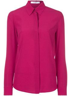 блузка с потайной планкой Givenchy