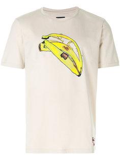 футболка с принтом банановой кожуры Fendi