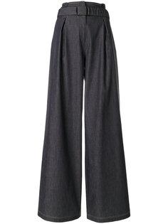 расклешенные брюки Nº21