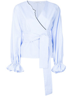 рубашка с фигурным вырезом Vivetta