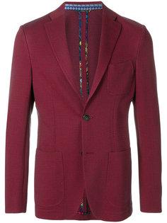 приталенный пиджак Etro