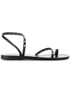 сандалии с заклепками Apli Ancient Greek Sandals