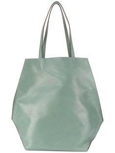 сумка-шоппер с верхней ручкой Marni