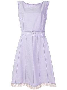 платье с ремнем Marc Jacobs