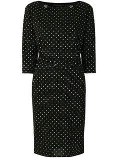 платье-футляр с ремнем Marc Jacobs