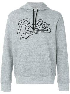толстовка с вышитым логотипом  Polo Ralph Lauren