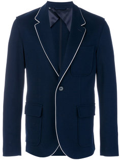 пиджак с панельным дизайном Lanvin