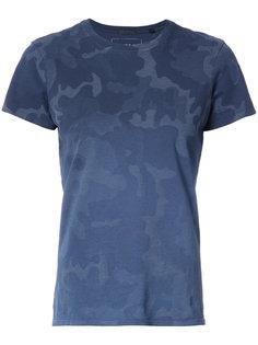футболка с камуфляжным принтом  Atm Anthony Thomas Melillo