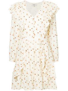 платье Margaux  с цветочным принтом Sea