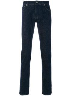 джинсы кроя слим Salvatore Ferragamo