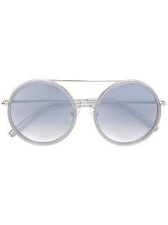солнцезащитные очки Matthew Williamson Linda Farrow