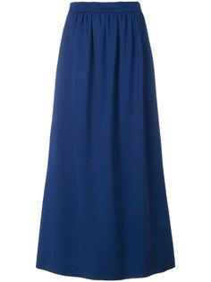 юбка с контрастными боковыми панелями Golden Goose Deluxe Brand